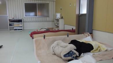 老犬ホームトップ 介護室