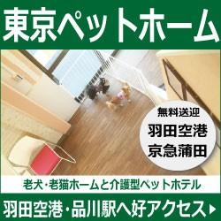 老犬老猫ホーム東京ペットホーム