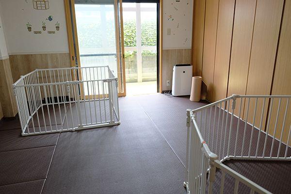 ペットケアステーション大阪 内観