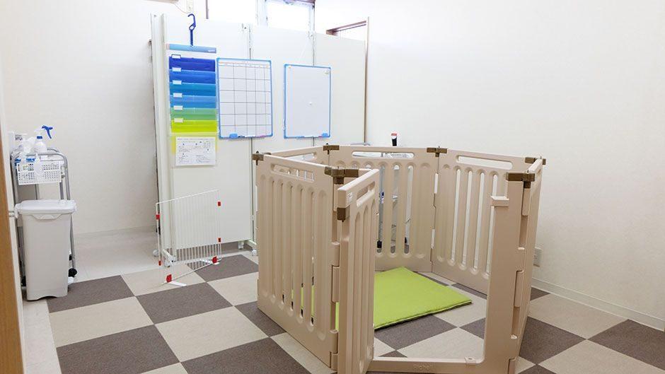 老犬介護施設シニアペットケアステーション ワンちゃんのお部屋