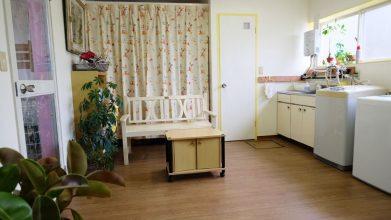 老犬ホームワンワン・パラダイス 犬舎事務室