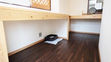 高齢猫移住受入施設ちびママの家_おトイレ
