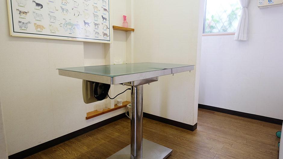 さつま動物病院 老犬老猫ホーム_診察室