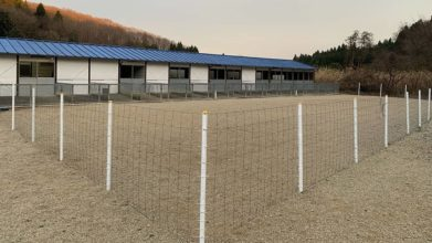 老犬ホームTOP栃木犬舎_施設外観