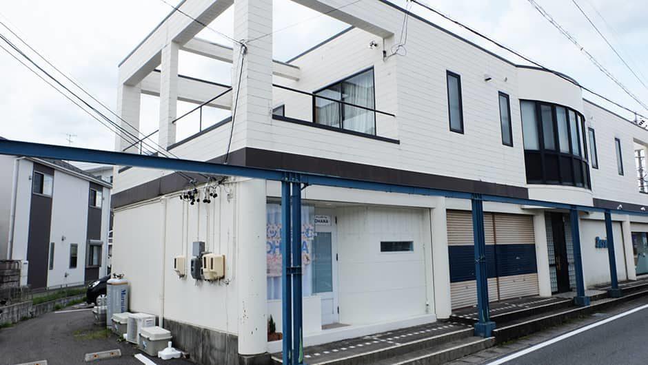 ペットホームOHANA_施設外観