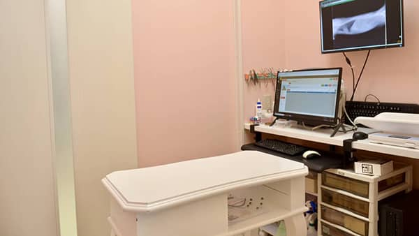 猫の診療室モモ_施設内観(診察室)